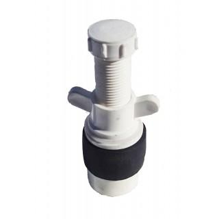 N3015 Nylon plug 1-1/2 Hollow shaft large bore